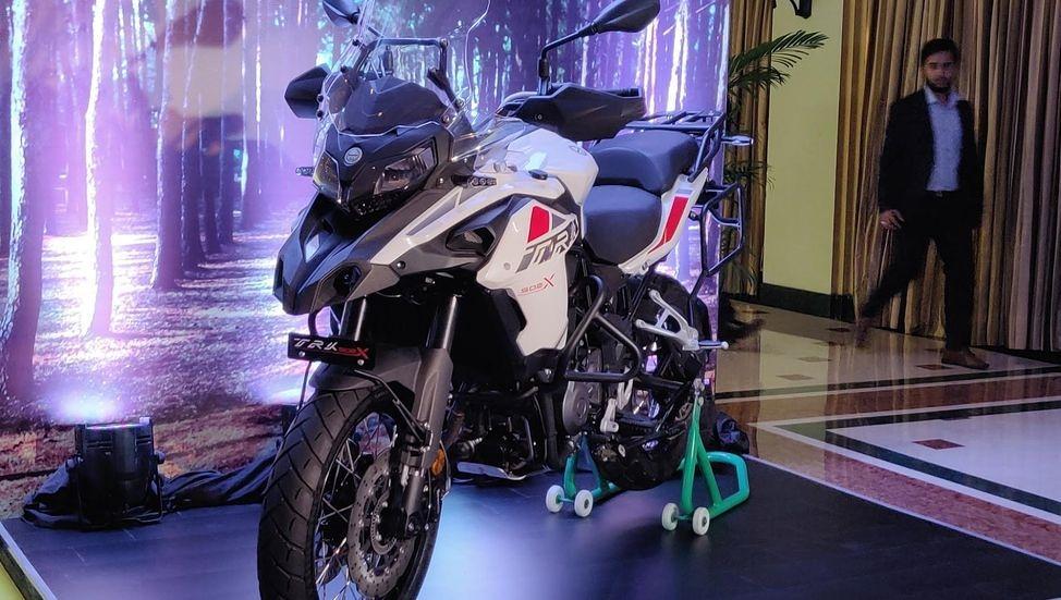 Bộ đôi Benelli TRK 502 và 502X ra mắt tại Ấn Độ Ảnh 3