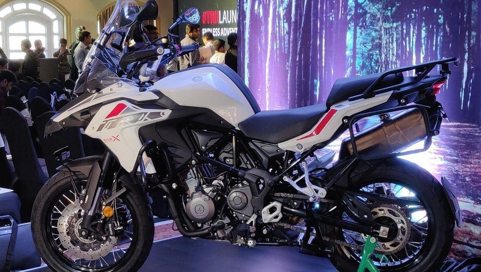 Bộ đôi Benelli TRK 502 và 502X ra mắt tại Ấn Độ Ảnh 2