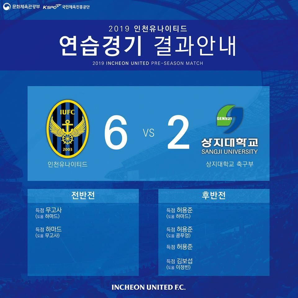 Sau bàn thắng ra mắt, Công Phượng lại ghi dấu ấn giúp Incheon United thắng đậm Ảnh 1