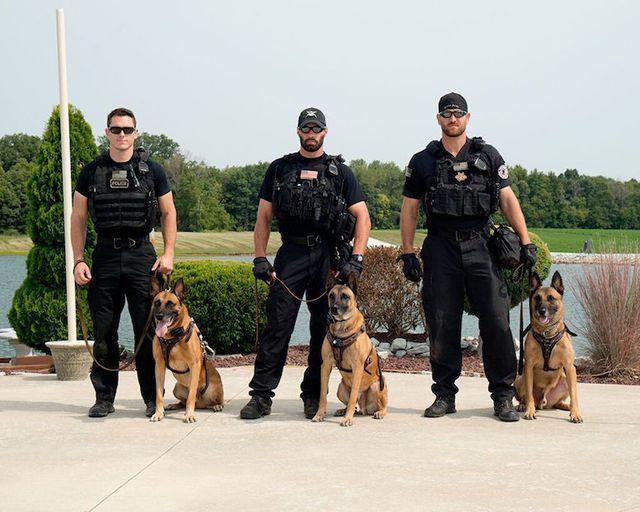 Đặc nhiệm Mỹ mang chó nghiệp vụ tới Hà Nội bảo vệ Tổng thống Trump Ảnh 1