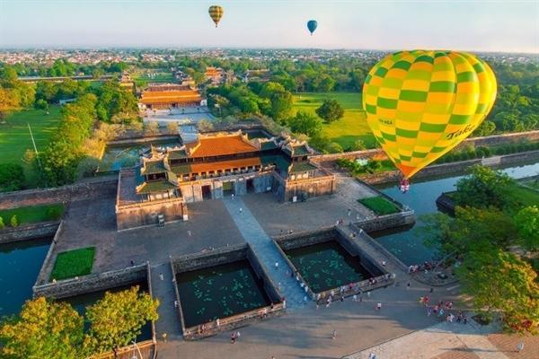 Lễ hội Khinh khí cầu quốc tế Huế 2019 Ảnh 1