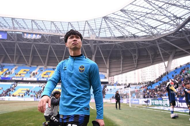 HLV Incheon: 'Công Phượng còn nhiều thiếu sót để chơi bóng ở K.League' Ảnh 1