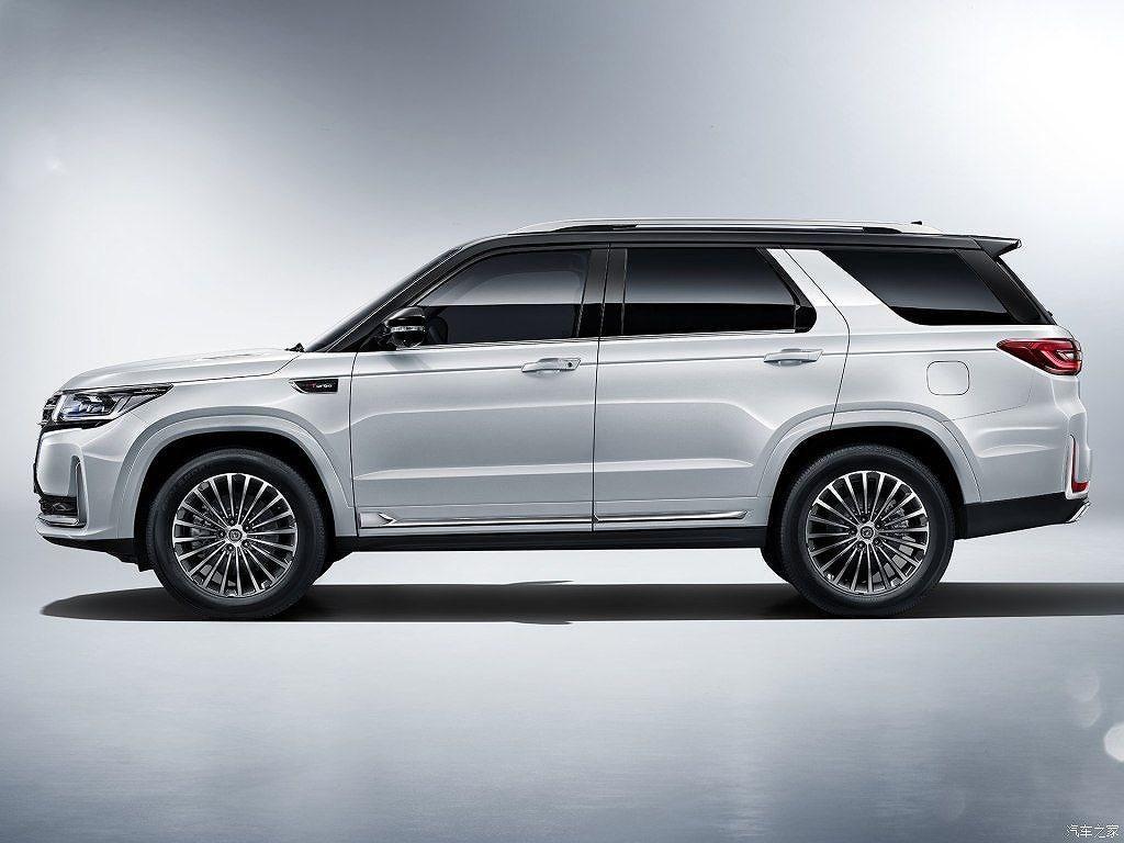 SUV Changan CS95 2019 trình làng giá từ 520 triệu VNĐ Ảnh 7