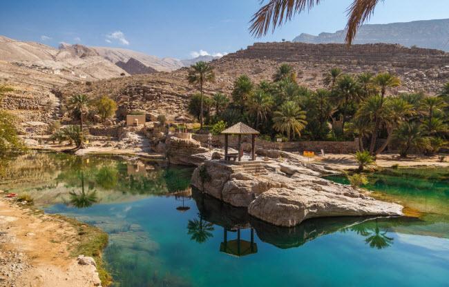 Không ngờ những ốc đảo thiên đường này lại mọc ngay giữa sa mạc Ảnh 1