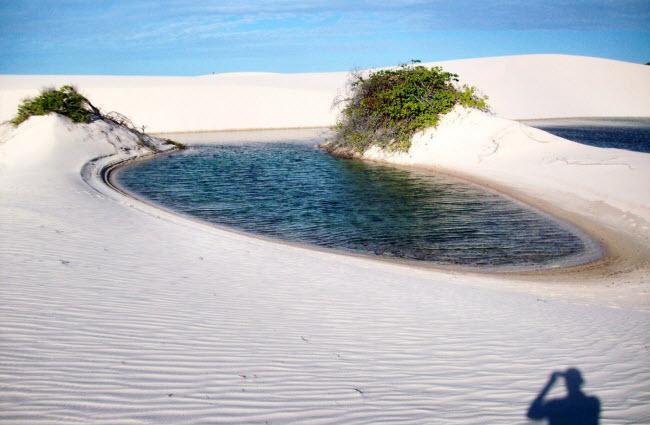 Không ngờ những ốc đảo thiên đường này lại mọc ngay giữa sa mạc Ảnh 25