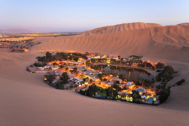 Không ngờ những ốc đảo thiên đường này lại mọc ngay giữa sa mạc Ảnh 5