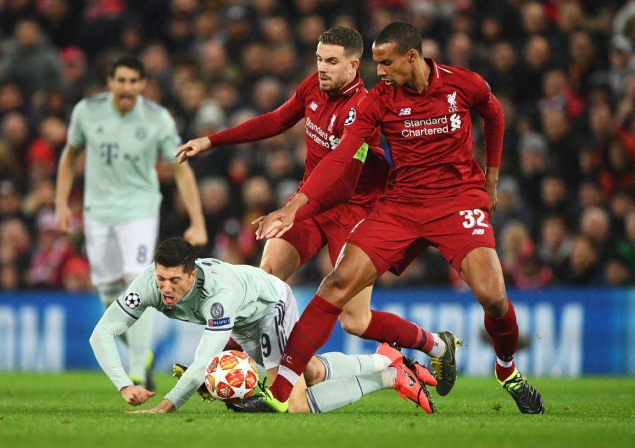 Kết quả trận Bayern Munich vs Liverpool, vòng 1/8 Champions League Ảnh 1