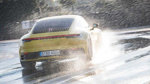 Porsche 911 sắp về Việt Nam có thêm chế độ lái đường trơn ướt Ảnh 1