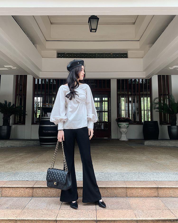 Em gái Mai Phương Thúy cao 1,78 m, xinh đẹp và mặc sành điệu Ảnh 3