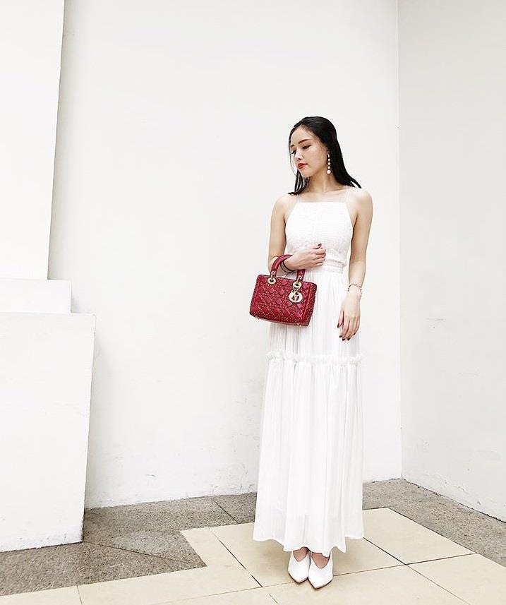 Em gái Mai Phương Thúy cao 1,78 m, xinh đẹp và mặc sành điệu Ảnh 6