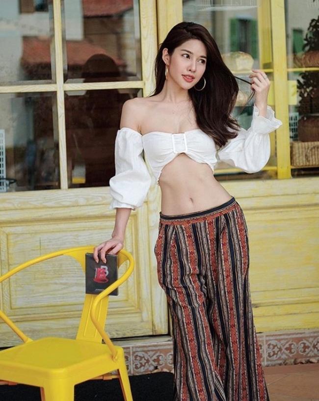 'Đặc sản' phô bày đường cong gợi cảm của phụ nữ trẻ Thái Lan Ảnh 11