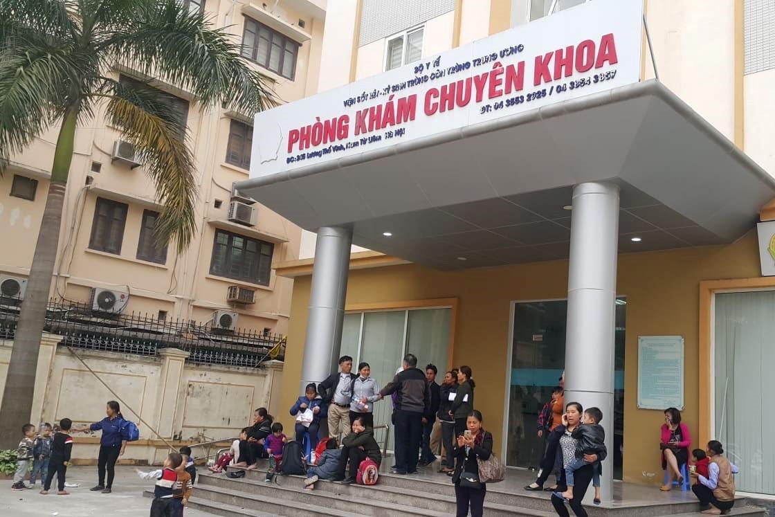 Ăn thịt lợn 'bẩn', gần 400 trẻ Bắc Ninh ồ ạt xuống Hà Nội xét nghiệm, nhiều trẻ dương tính Ảnh 3