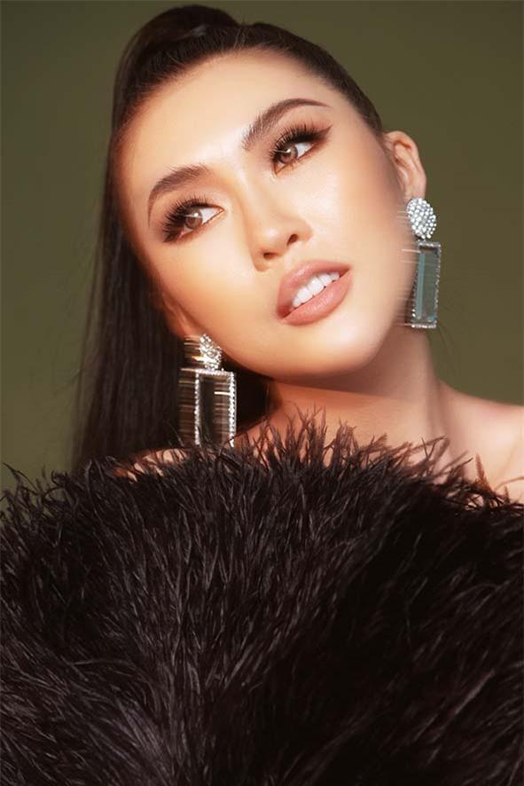 Hoa hậu Tường Linh tung bộ hình khác lạ, quyến rũ và sexy Ảnh 4