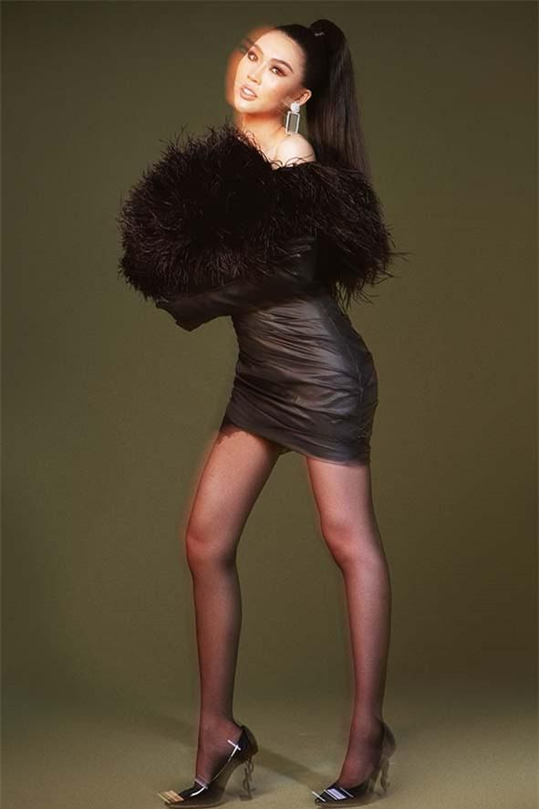 Hoa hậu Tường Linh tung bộ hình khác lạ, quyến rũ và sexy Ảnh 6