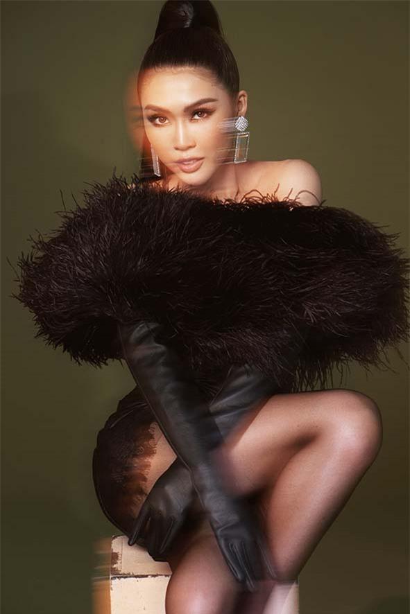 Hoa hậu Tường Linh tung bộ hình khác lạ, quyến rũ và sexy Ảnh 5