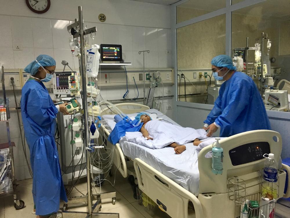 1 lá gan hồi sinh sự sống cho 2 bệnh nhân ảnh 1