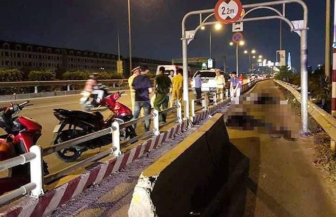 Liên tiếp xảy ra tai nạn chết người trên đường dẫn cao tốc Ảnh 2