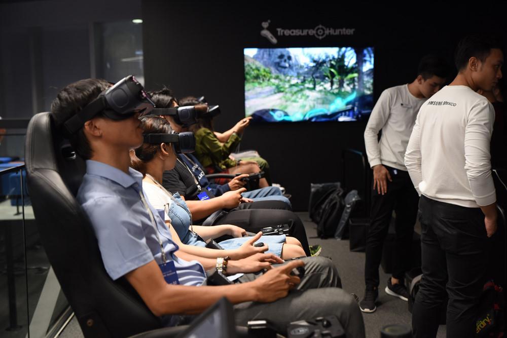 Samsung đem mô hình trải nghiệm công nghệ Showcase về Việt Nam Ảnh 1