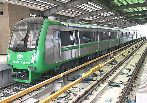 Tàu điện Cát Linh - Hà Đông: Miễn phí 15 ngày, giảm 50% cho sinh viên Ảnh 1