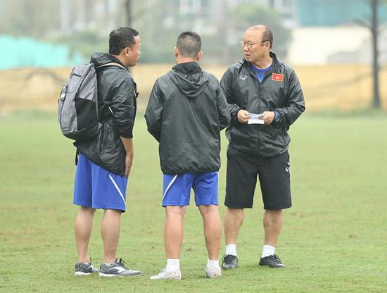 Quang Hải trở lại, ông Park chia tay 5 cầu thủ Ảnh 3