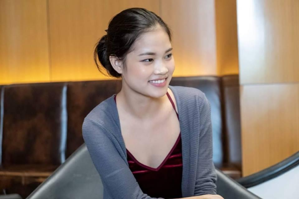 Vẻ đẹp rạng ngời của cựu nữ sinh Đại học sư phạm TP.HCM Ảnh 3