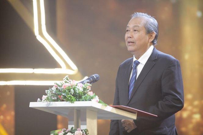 Tuyên dương 10 gương mặt trẻ Việt Nam tiêu biểu năm 2018 Ảnh 1