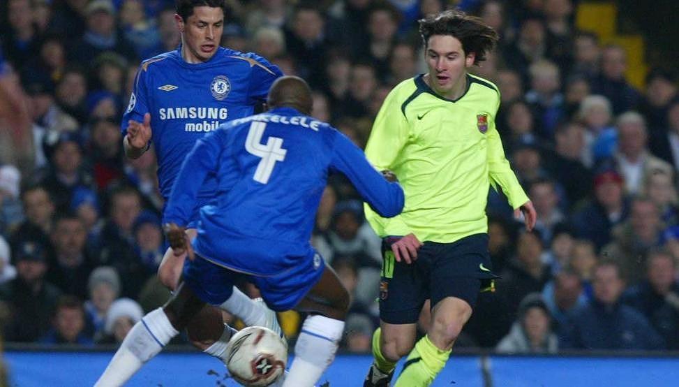 Lộ kế hoạch chơi xấu với Messi, HLV Mourinho chối đây đẩy Ảnh 1