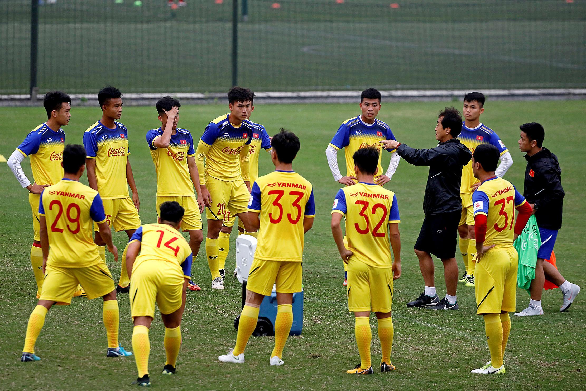 HLV Park Hang-seo: 'Xin đừng nhắc nhiều đến Việt Nam đang là á quân U.23 châu Á' Ảnh 3