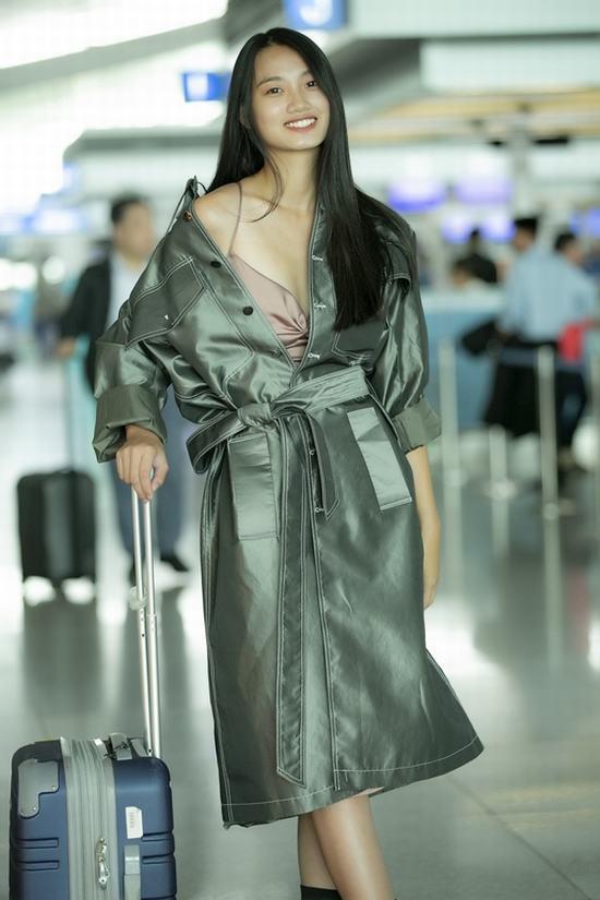 Top 3 The Face Việt Nam 2018 sẵn sàng chinh phục Seoul Fashion Week Ảnh 3