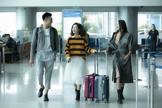 Top 3 The Face Việt Nam 2018 sẵn sàng chinh phục Seoul Fashion Week Ảnh 2