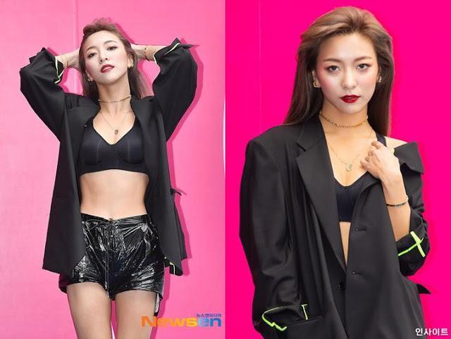 Dự Seoul Fashion Week, Luna (Fx) mất điểm trầm trọng vì mặc đồ 'hở bạo' Ảnh 2