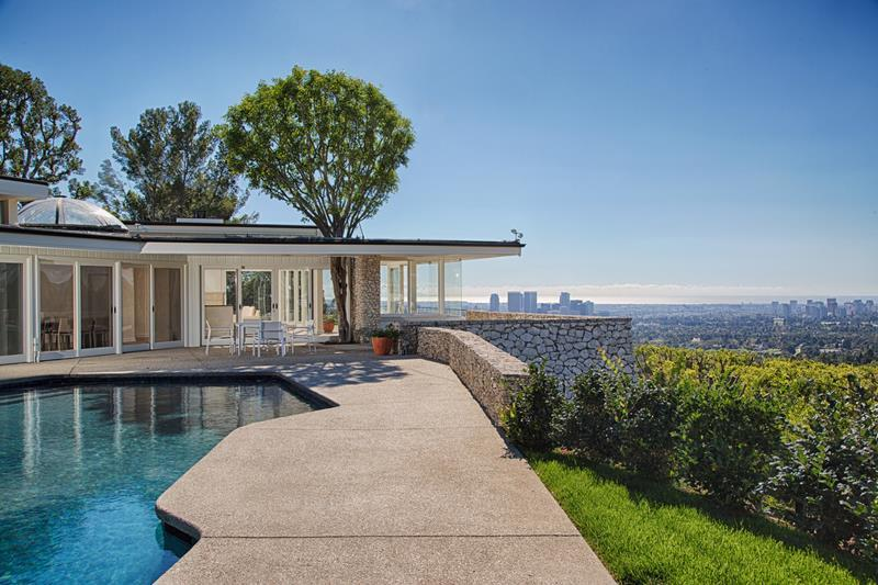 Những khu nhà giàu bậc nhất ở Los Angeles Ảnh 2
