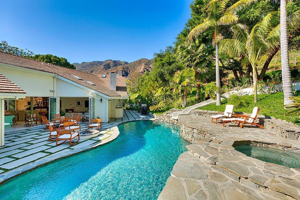 Những khu nhà giàu bậc nhất ở Los Angeles Ảnh 8