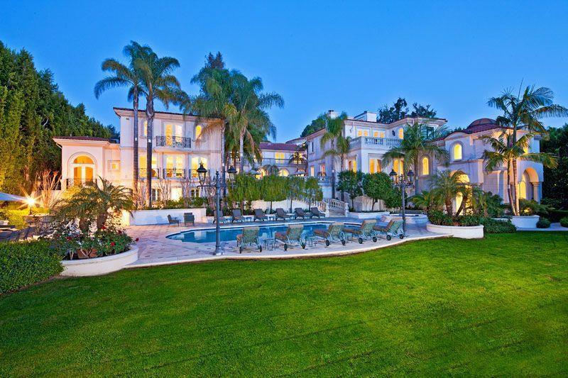 Những khu nhà giàu bậc nhất ở Los Angeles Ảnh 4