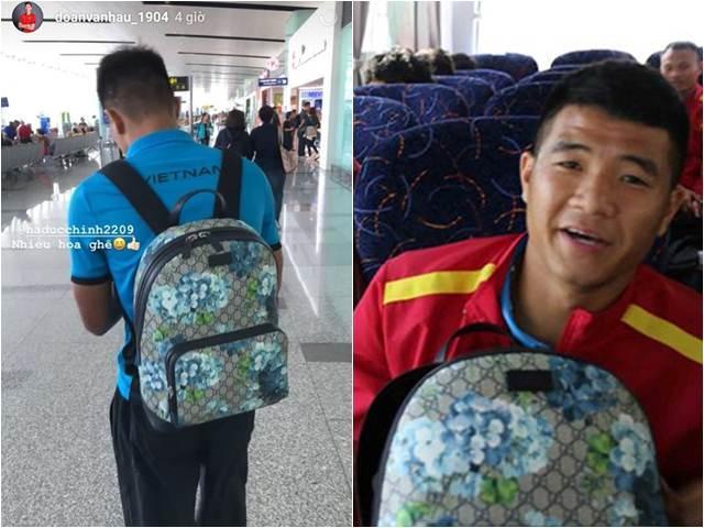 Quang Hải và 2 tuyển thủ phá lưới U23 Brunei là 'dân chơi hàng hiệu' Ảnh 1