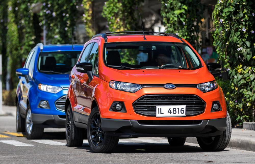 Vì sao Ford Ecosport là chiếc SUV phù hợp cho mọi cung đường bạn di chuyển? Ảnh 1