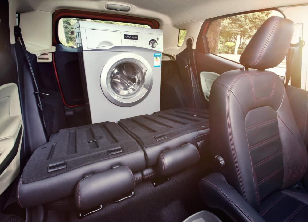 Vì sao Ford Ecosport là chiếc SUV phù hợp cho mọi cung đường bạn di chuyển? Ảnh 4
