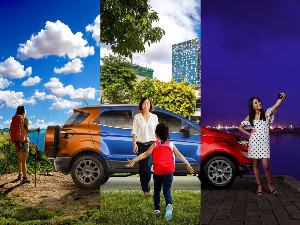 Vì sao Ford Ecosport là chiếc SUV phù hợp cho mọi cung đường bạn di chuyển? Ảnh 2