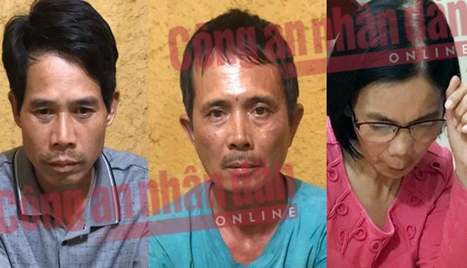 Vì sao vợ Bùi Văn Công - người phát hiện thi thể cô gái giao gà chiều 30 tết bị bắt? Ảnh 3