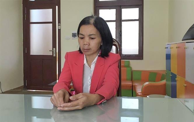 Vì sao vợ Bùi Văn Công - người phát hiện thi thể cô gái giao gà chiều 30 tết bị bắt? Ảnh 1