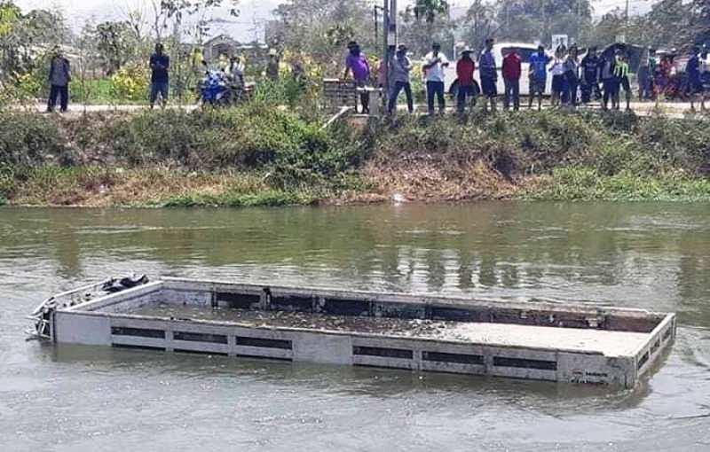 Đau lòng: 5 người Việt Nam tử vong trong vụ tai nạn ở Thái Lan Ảnh 2