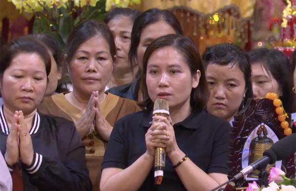 Sự thật nữ giám đốc 2 lần chuẩn bị hậu sự vẫn sống sau thỉnh vong chùa Ba Vàng Ảnh 1