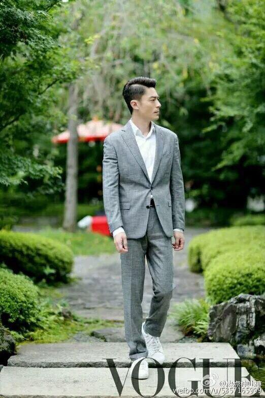 Phong cách thời trang của những nam thần Hoa Ngữ đình đám Ảnh 7