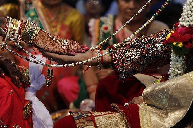Trào lưu 'siêu đám cưới' của giới siêu giàu Ấn Độ Ảnh 2
