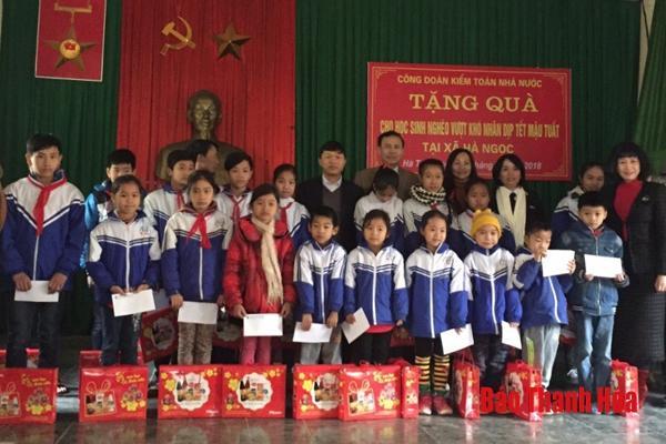 Phong trào xây dựng quỹ khuyến học ở huyện Hà Trung Ảnh 1