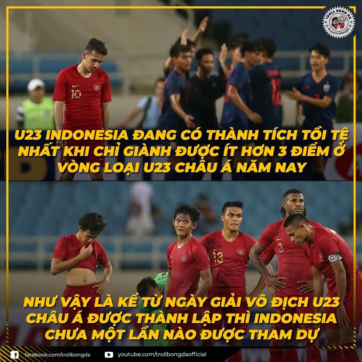 Biếm họa 24h: CĐV Indonesia kỳ vọng U23 Thái Lan, Hà Lan nhận kết đắng Ảnh 1