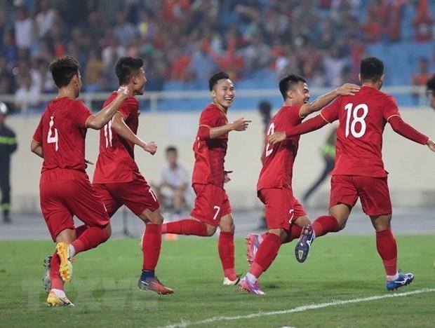 Xác định đội bóng đầu tiên giành vé dự vòng chung kết U23 châu Á 2020 Ảnh 1