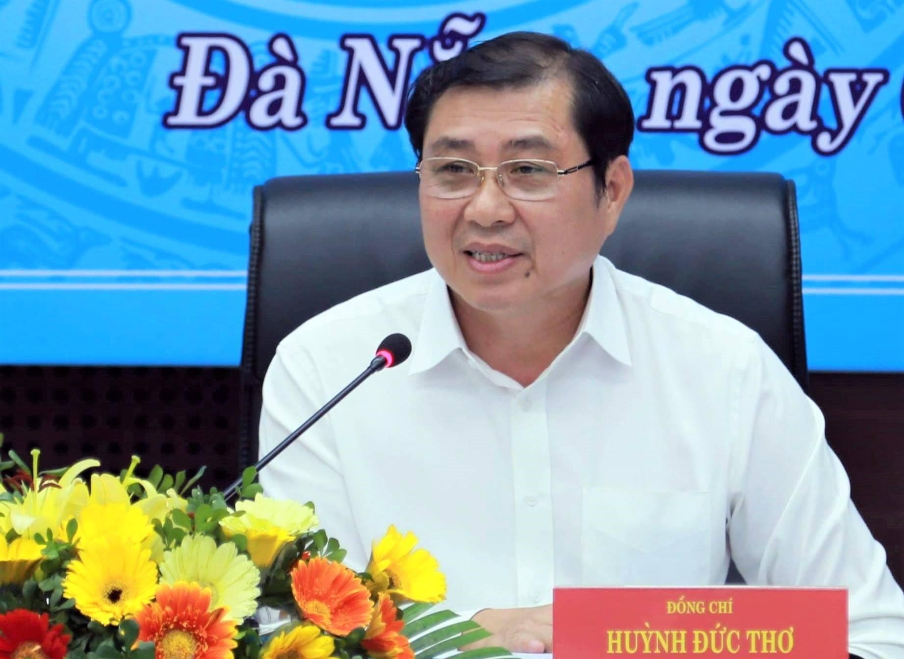 Chủ tịch Đà Nẵng yêu cầu xử lý người ném chất bẩn, vẽ bậy lên nhà cựu Viện phó VKS Ảnh 1