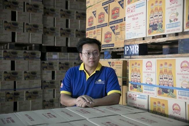 Người Thái muốn 'soán ngôi' tương ớt của triệu phú gốc Việt Ảnh 1