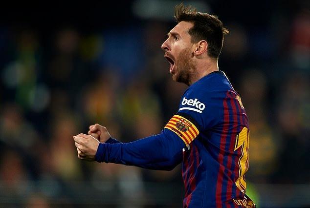 Barcelona sẵn sàng hợp đồng 'mãi mãi' cho Lionel Messi Ảnh 1